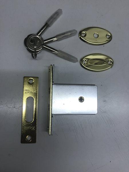Double Bolt Lock